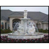 浙江水景喷泉,石雕喷泉,水景喷泉雕塑