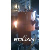 盐城大丰生物质燃烧机-立式燃煤锅炉改烧生物质