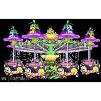 梦幻精灵新型公园游乐设备|新款逍遥水母|大型娱乐设备|许昌巨龙