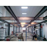 北京通州区做楼房挑高空间钢架二层搭建别墅钢结构隔层底商夹层设计方案88682836