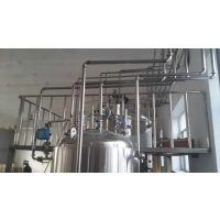供应生物菌肥生产技术设备 不锈钢微生物发酵罐