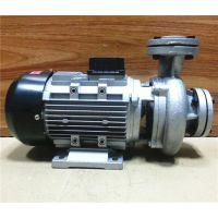 正品台湾木川TS-100高温涡流泵2.2kw 管道增压泵