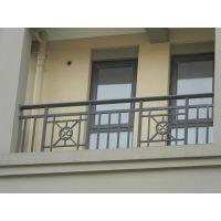 广州护栏厂家一手供应 海珠 番禺 天河 地区 热镀锌钢阳台栏杆铁艺护栏 围栏
