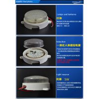迷你型LED声光控光源板5W批发