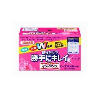 花王 MagicClean 厕所自动清洁玫瑰皂 替换装 80g