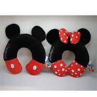 迪士尼 超柔护颈枕 可印logo