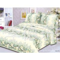 老粗布家纺 纯棉床单 货到付款 床上用品老粗布印花三件套批发