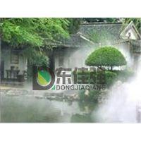 潮州水池景观人造雾工程