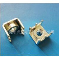 PCB-5 M6压铆焊接端子 PCB接线端子 紫铜端子 大电流端子100A