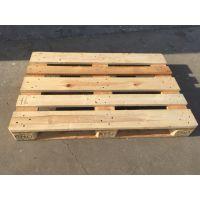 澎湃厂家定做二手欧标木托盘实木出口熏蒸木卡板九成新