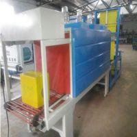 沃兴现货热销 多功能热收缩包装机 PE膜套膜收缩机