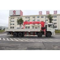 厂家直销东风天龙配古河10吨EQ5311JSQZM随车吊