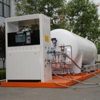 LNG加气撬装站