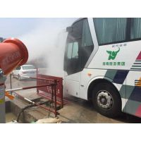 供应南京市建筑工地用洗车机亮相施工现场 NRJ-55诺瑞捷环保