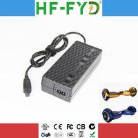 42V2A扭扭车充电器 42V2A平衡车充电器