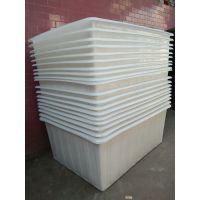厂家批发:印染厂用方形塑料箱,食品级方形牛津桶,防腐蚀漂染周转箱