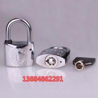 正申 直销挂锁一体锁户外防水35合金锁头月牙钥匙防撬电力表箱锁具定做