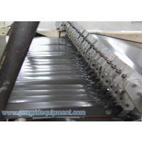 本厂专业生产YX-120/30型塑料片(板)材机组