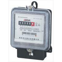 柳市***底价DDS1531铁壳型单相电能表