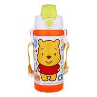 迪士尼保温杯正品不锈钢儿童保温杯米奇学生保温瓶水壶可爱水杯子