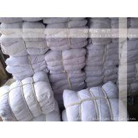 批发直销 全棉擦机揩布 纯棉白色碎布头 针织下角料 工业清洁抹布