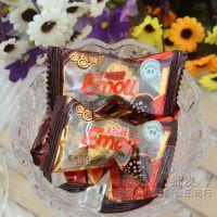 正品金丝猴约漫脆米巧克力 散装喜庆结婚糖果 批发零售 750G