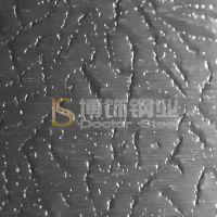304不锈钢2B板压皮革纹【专业不锈钢花纹板加工】轨道交通材料