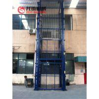 【龙铸机械】供应黑龙江哈尔滨3吨室外载货货梯 电动液压升降平台 移动升降机著名品牌