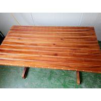 原生态实木餐桌椅/火烧木餐桌椅/老榆木餐桌椅