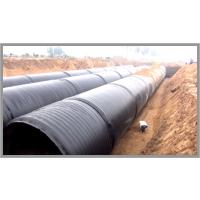 市政排水用管、克拉管、HDPE管、排污管道、缠绕结构壁B型管等
