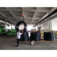 古丈HDPE硅芯管厂家易达塑业拥有国内外先进的塑胶管材生产设备