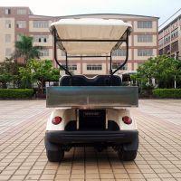 朗晴 4座带货箱白色电动高尔夫球车
