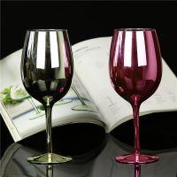 玻璃瓶烤漆厂,玻璃杯电镀厂,广州恒誉红酒瓶烤漆厂