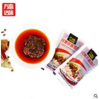 四川杂酱面调料包,万高达味面食调料生产厂家