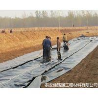 泰安佳路通hdpe土工膜供应江西省鱼塘防渗工程