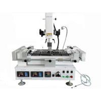 2014 Time-limited New Arrival Factory Outlet Honton Ht-r392bga Repair Station Three Temperature Zones Rework 110v White
