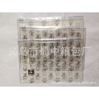 厂家供应出口日本高频透明pvc笔袋 光胶膜pvc笔袋 pp笔袋