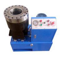 全国货到付款 建筑钢管压管机 自动锁管机海南省海口钢管压管机