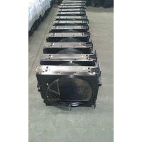 潍柴柴油机组TBD226B60水箱中冷器配件厂家供应直销