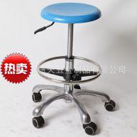 厂家供应工厂车间 办公室 实验室旋转气动升降凳子椅子出口品质