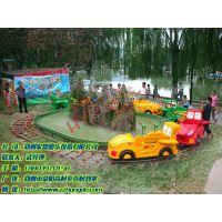 水陆战车 夏日受欢迎的戏水类游乐设备激光战车宏德游乐供应