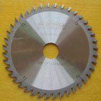 木工锯片 左右齿超薄木工开槽锯片 硬质合金锯片木材切割片圆锯片
