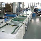广州产品分拣打包滚筒线可实地测量绘图设计
