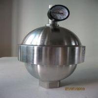 不锈钢缓冲罐 脉冲阻尼器SS304