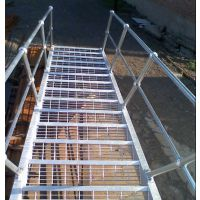 上下楼道用踏步钢格板现货销售
