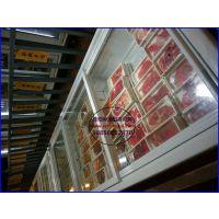 衡阳纸上烧烤菜品自选柜 佳伯烤肉店冷藏展示柜 麻辣烫丸子鱼丸冷冻柜
