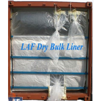化工颗粒专用集装箱货柜袋 PP材质编织布内衬袋 海包袋