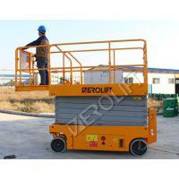 梯诺机械DEROLIT10米自行走剪叉式高空作业平台DN03250