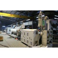 青岛pp管生产线|pp管生产线|朗逸塑机(在线咨询)