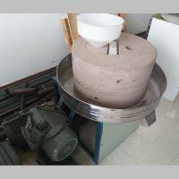 厂家销售电动石磨豆浆机芝麻香油专用电动石磨机 米浆机